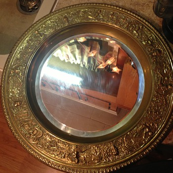 Lord ashburton ship mirror  (1843)