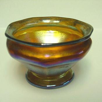 A Little Tiffany Gem - Art Glass