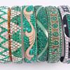 Deco Celluloid Bracelets