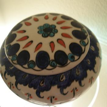 Kutahya  - Pottery