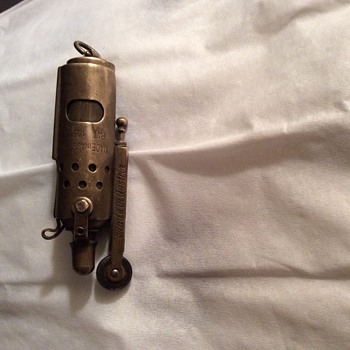 1927 Austrian cigarette lighter - Tobacciana