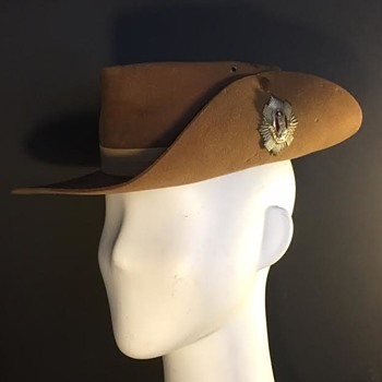 WWII Royal Scots Slouch Hat