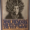 Jimi Hendrix – Shrine Auditorium 1968 Concert Poster....Second Printing??