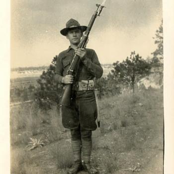 Fort George Wright Photos, Near Spokane, Washington...1920s - Photographs