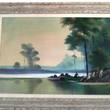 Original painting of?