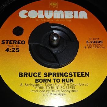 45 RPM SINGLE....#9 - Records