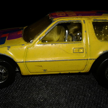 1978 PACKIN' PACER FLYING COLORS DEBUT SERIES [Number 2015] - Model Cars