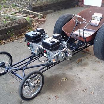 Go cart - Toys