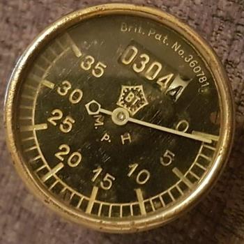 Antique rare speedometer  - Classic Cars