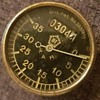 Antique rare speedometer
