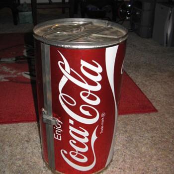 Coca Cola Charcoal Travel Grill  - Coca-Cola
