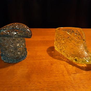 Daisy and button - Glassware