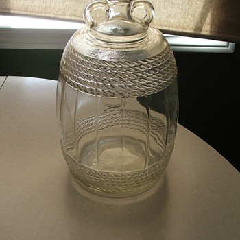 One gallon Demijohn double handle - Bottles