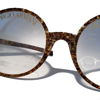GIORGIO ARMANI - Advertising / Eye glass Display ( Large sized Glasses )  - Accessories
