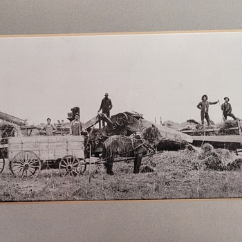 Print of Old Farm Phptograph - Photographs