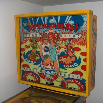 Pinball Wizard Game Ann Margaret The Who TOMMY - Games