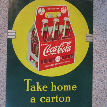 Coca Cola Sign Crazy! - Coca-Cola
