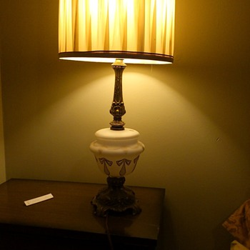 Antique lamps from Germany. Can you help?! - Lamps