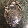 Hydrant Man badge