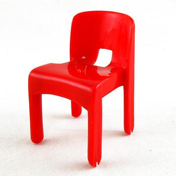 UNIVERSALE chair, Joe Colombo (Kartell, 1968) - Furniture