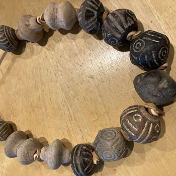 Clay beads- but from where? - Costume Jewelry
