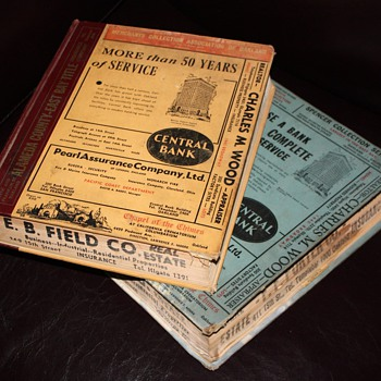 Polk's Oakland California City Directory - 1939 and 1943 - Oakland, Alameda, Berkeley, San Leandro, Etc...