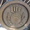 Old Miller Lite Sign