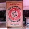 Arm & Hammer Washing Soda box