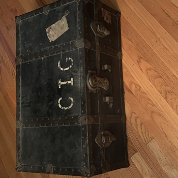 Trashed Trunk  - Furniture