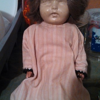 I lied - I have a new doll - Dolls