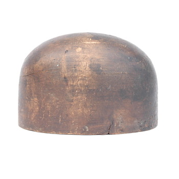 forme à chapeaux en bois vers 1930 - Hats