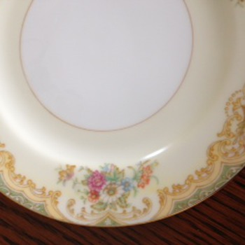 unknown M Noritake China - China and Dinnerware