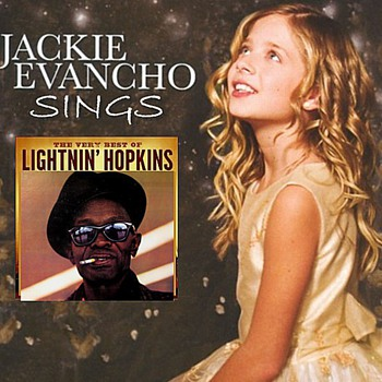 Jackie Evancho Sings The Very Best Of Lightnin' Hopkins - Records