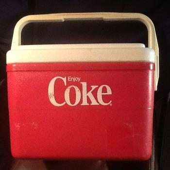 Plastic Coca Cola Cooler - Coca-Cola