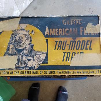 Gilbert Train Set - Model Trains