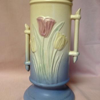 Hull Pottery Tulip Vase
