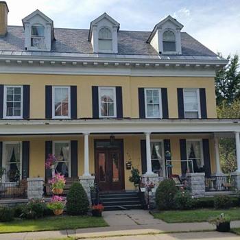 1849 brick house