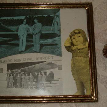 Rare pliot found - Dolls