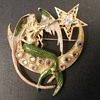 Kirks Folly mermaid brooch