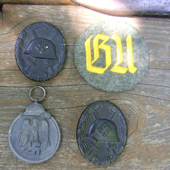 """WWII """"Vet Bring back"""" items - Military and Wartime"""
