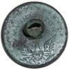 1792 Washington Political Reverse Cuff Button