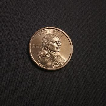 Dollar Sacagawea