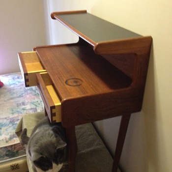 Is this a childs desk or...? - Furniture