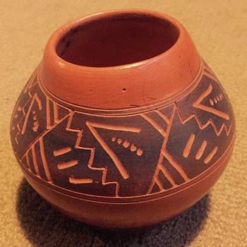 Navajo pottery - Pottery