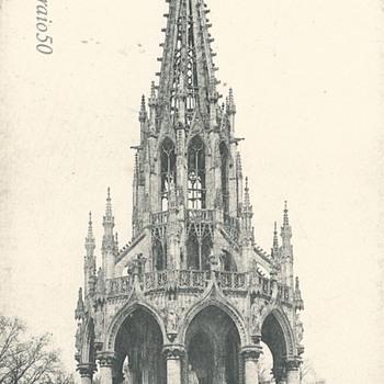 BRUXELLES-LAEKEN. Le MONUMENT LÉOPOLD Ier. - Postcards