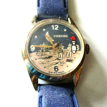"Evertime ""Lunar"" Wristwatch - Wristwatches"