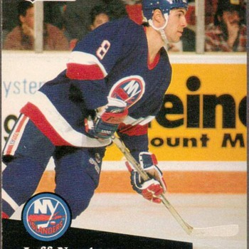 1991 - Hockey Cards (New York Islanders) - Hockey