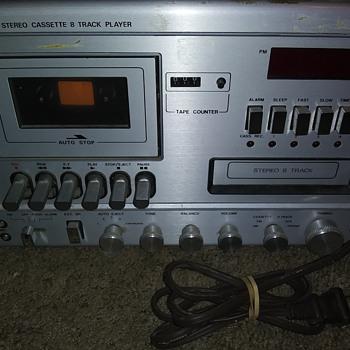 SEARS & ROEBUCK STEREO COMBO - Electronics