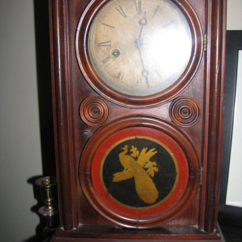 E Ingram Clock - Clocks