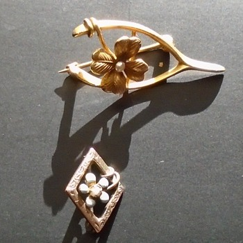 1900s Brooches - Fine Jewelry